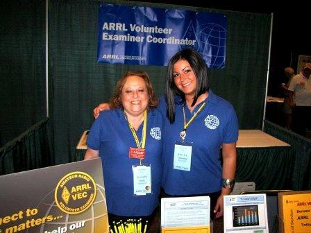Former ARRL Hudson Division Director Joyce Birmingham